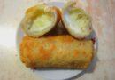 Пирожки жареные с картошкой и сыром — рецепт приготовления на сковороде