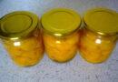 Абрикосы в сиропе на зиму — рецепт абрикосов половинками