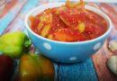 Лечо из болгарского перца на зиму с помидорами — 5 рецептов болгарского лечо «Пальчики оближешь»