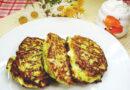 Оладьи из кабачков — самый вкусный рецепт оладьев на сковороде